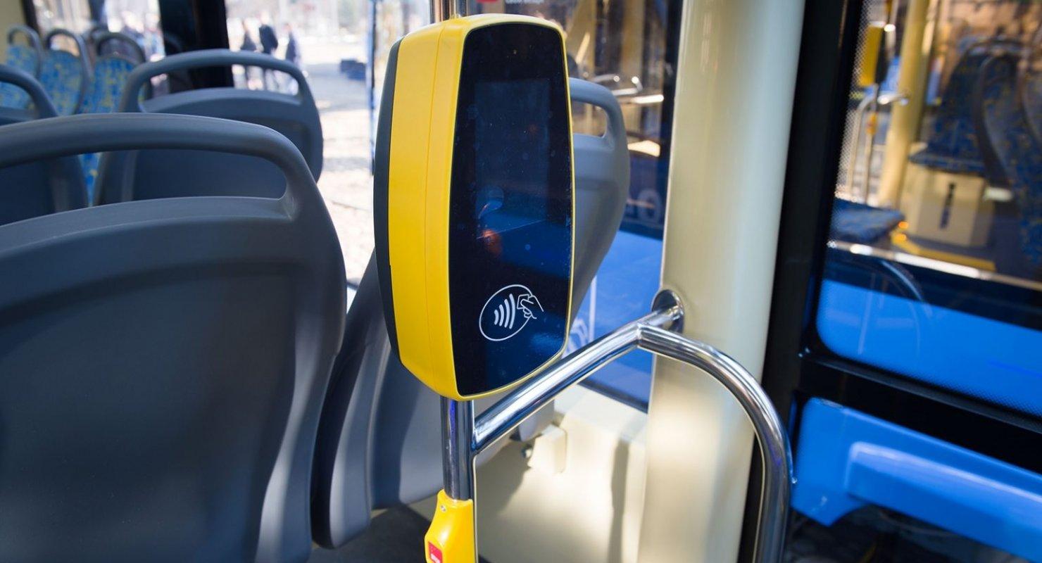 Красноярские перевозчики планируют поднять цену на проезд в автобусах Автомобили