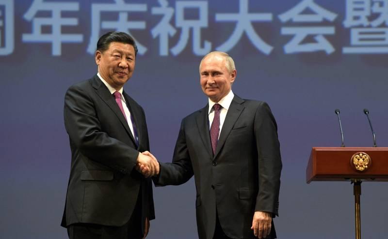 The Diplomat: Россияне не желают верить в то, что Китая нужно опасаться