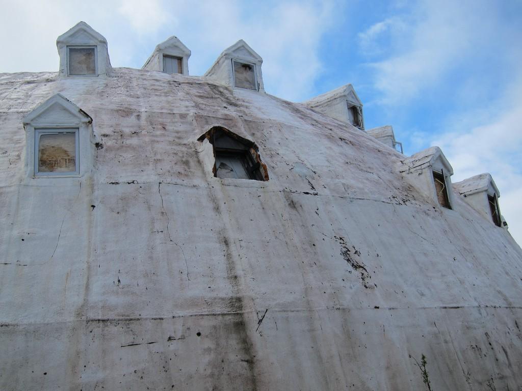 Заброшенный отель иглу наАляске гид,история,мир,поездка,путешествия,страны,тур,туризм