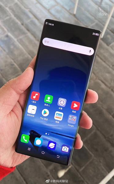 Представлен самый невероятный смартфон начала 2020 года. Vivo Apex 2020 впечатляет очень многими параметрами новости,смартфон,статья
