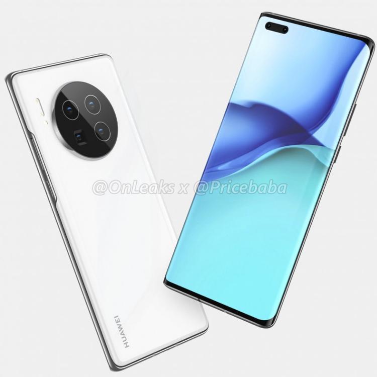 Официально: Huawei представит флагманские смартфоны Mate 40 на презентации 22 октября новости,смартфон,статья