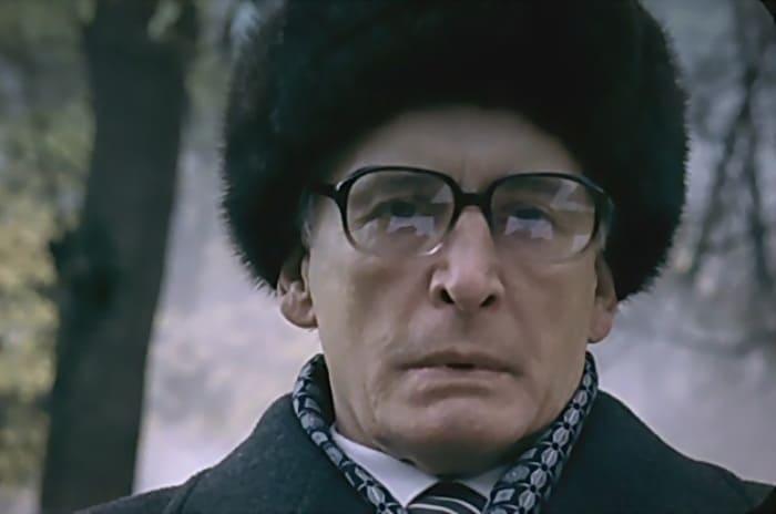 Василий Лановой в фильме *Брежнев*, 2005   Фото: kino-teatr.ru
