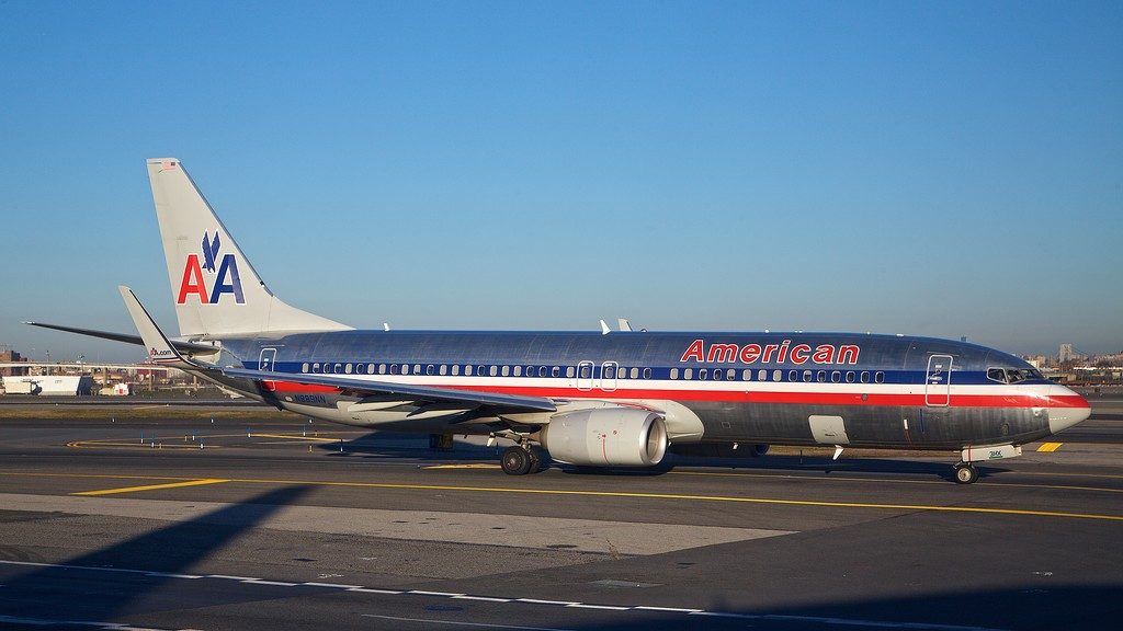 Пилот самолета Boeing 737 ск…