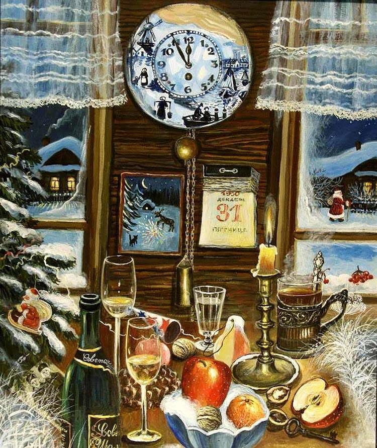 делать, рождественские мотивы в картинах художников перегляду статистики