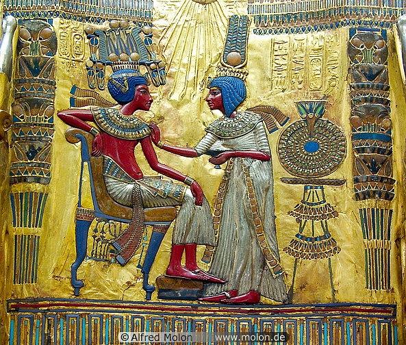 золотой Египет