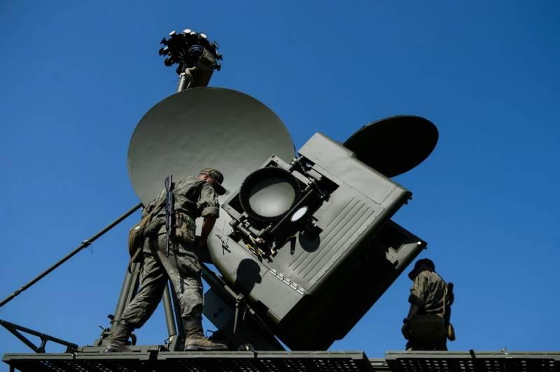 Войска РЭБ России против EW США: гонка