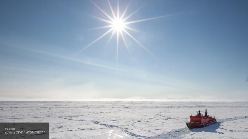 Дания отказала ученым в экспедиции вокруг Гренландии из-за российского ледокола