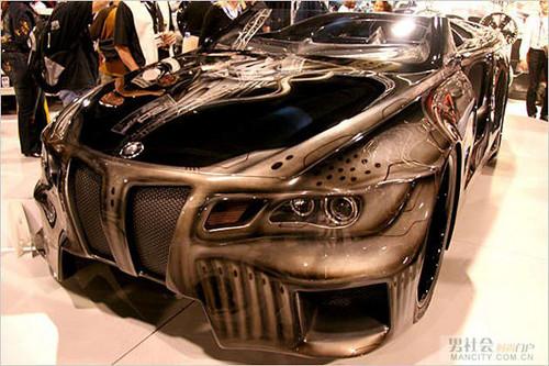 Дьявольский BMW Sinister Six