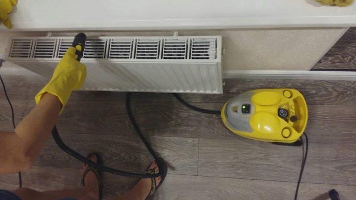 Как помыть батарею? Как почистить приборы отопления внутри от пыли полезные советы,уборка