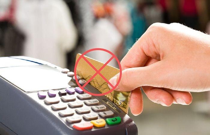 8 подозрительных случаев, когда ни в коем случае нельзя расплачиваться «кредиткой»