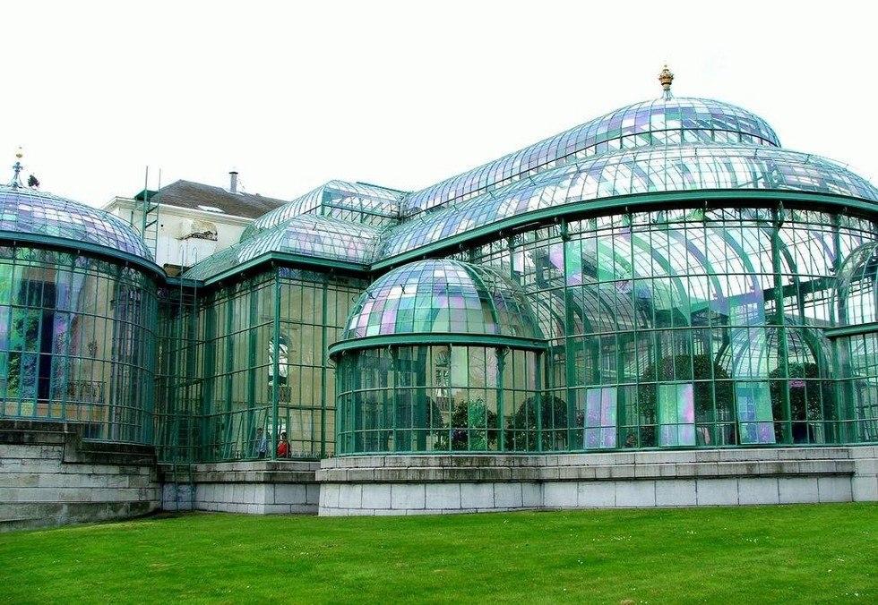 Лакенский дворец в Брюсселе
