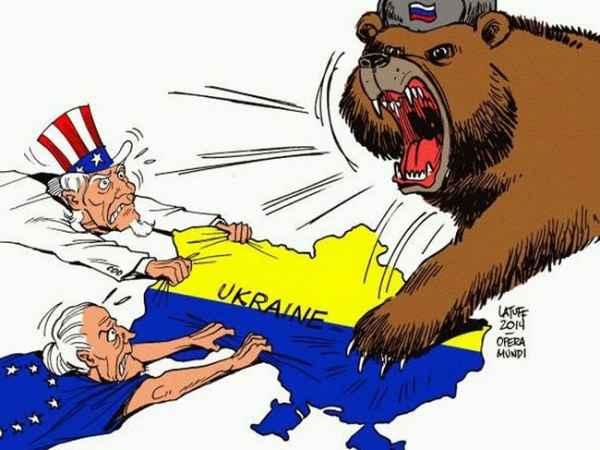 Россия не может позволить себе потерять Украину