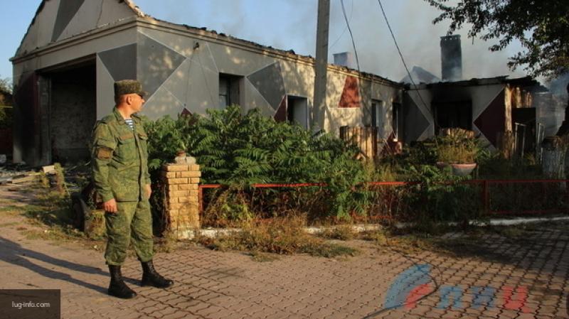 Украинские силовики за сутки нарушили перемирие пять раз — ЛНР