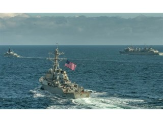 """""""Заходят с козырей"""": США сменили стратегию в битве за господство на море геополитика"""