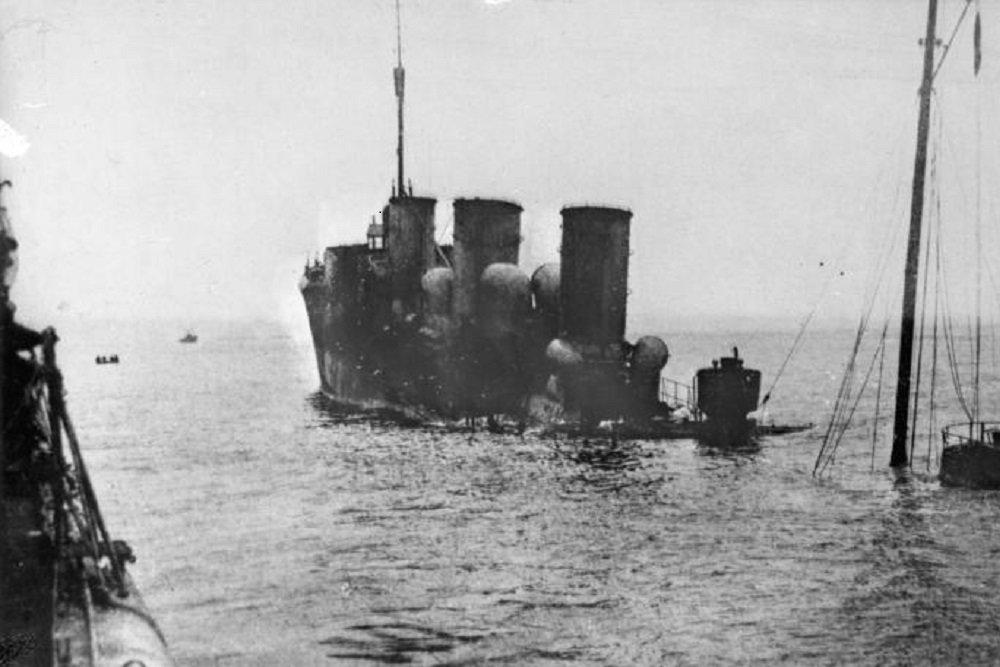 105 лет назад русский флот не дал Германии занять Рижский залив история
