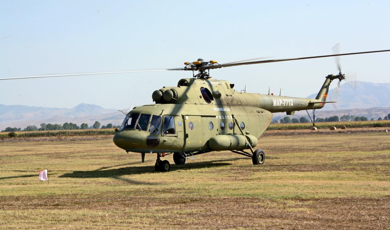 Македония ремонтирует вертолеты Ми-171Ш в Сербии