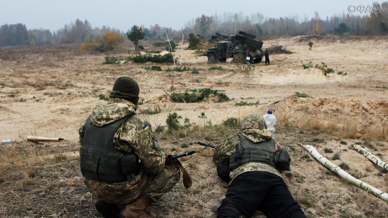 Донбасс сегодня: резкое обострение на линии фронта, спецназ США прибыл под Донецк Новороссия