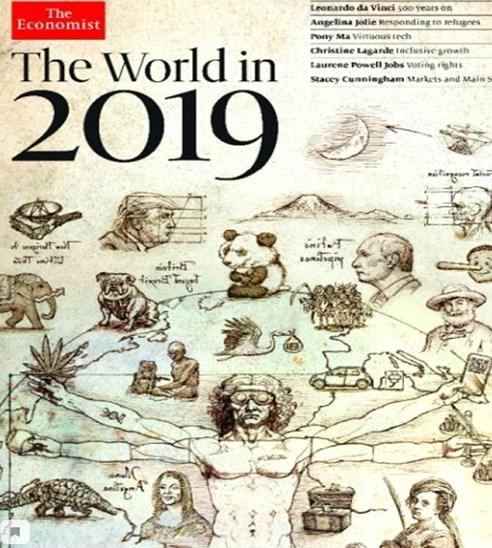 Тайна возникновения COVID-19 раскрыта благодаря обложке журнала «The Economist» Тайны и мифы