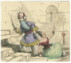 Как жена подставила Синюю Бороду история,интересное,былые времена