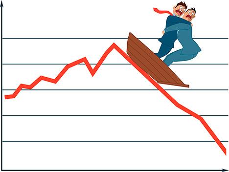 «Запрещать, не пущать и штрафовать» - экономисты подвели итоги 2016 года