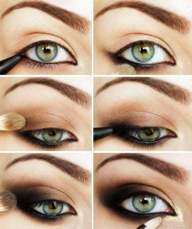 Самые лучшие идеи макияжа для девушек! С инструкцией. Легко!