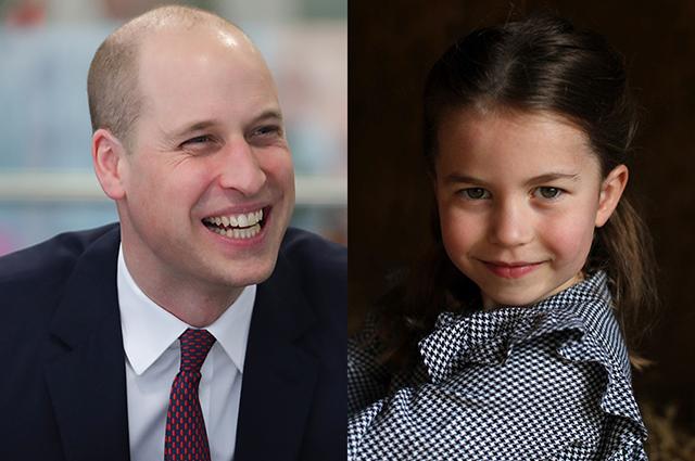 """""""Говорит всем, что ей уже 16 лет"""": принц Уильям рассказал, что принцесса Шарлотта хочет казаться старше"""