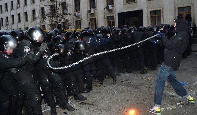 Кто предал Украину?