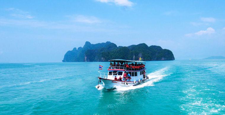 Таиланд решил ограничить посещение островов туристами