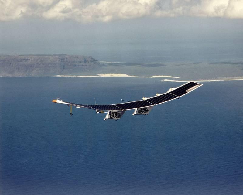 Солнечные батареи для БПЛА ввс
