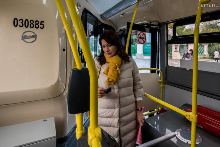 Три новых автобусных маршрута появились в Москве