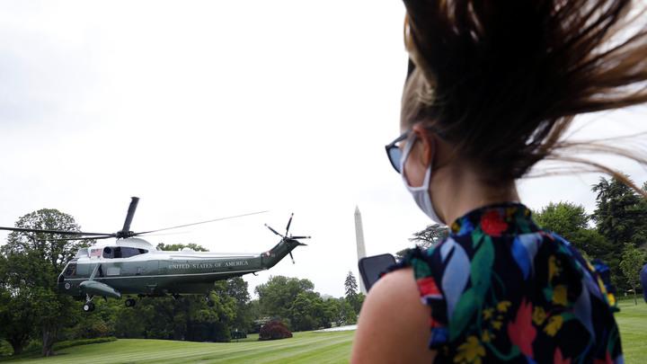 США погружаются в войну, как в воронку: Вашингтон разорвал ещё один договор по безопасности