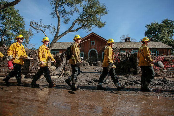 В Калифорнии локализовали крупнейший природный пожар