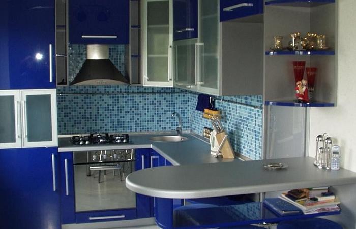 Стильные и практичные варианты оформления кухни Фото