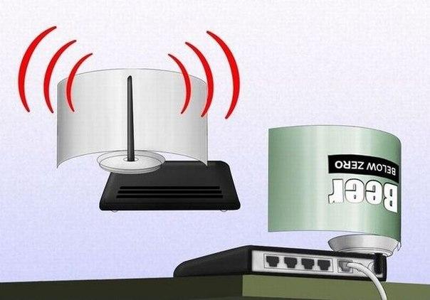 Усилитель сигнала Wi-Fi 8