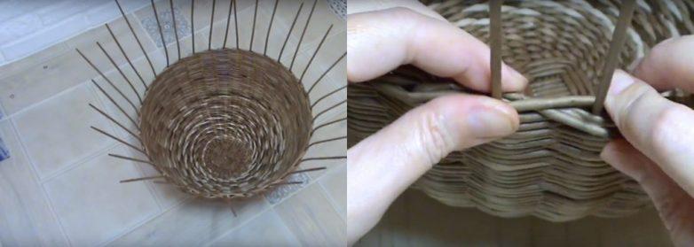 Очень красивая хлебница своими руками дерево,для дома и дачи,плетение