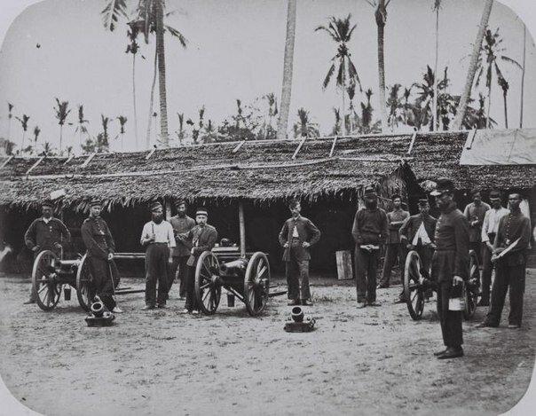 Как русский стал национальным героем Индонезии история