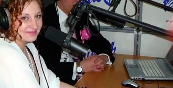 Радиоведущая назвала россиян приматами