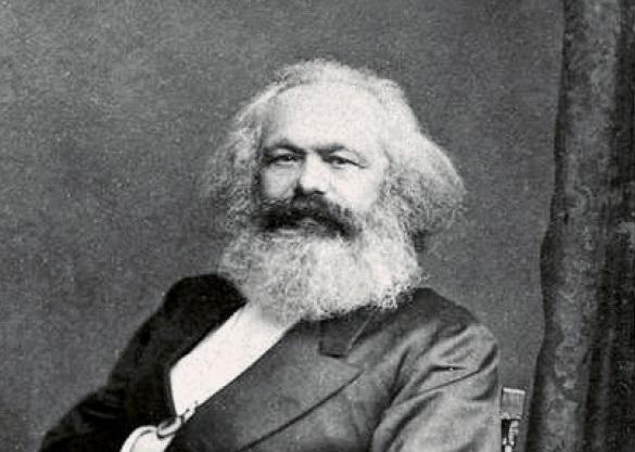 Принц нищих.  200 лет Карлу Марксу
