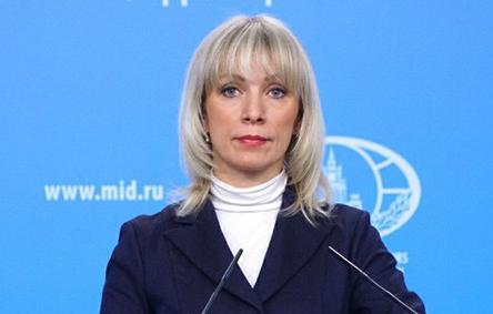 Мария Захарова назвала дикостью возможный бойкот ЧМ-2018 Англией из-за отравления Скрипаля