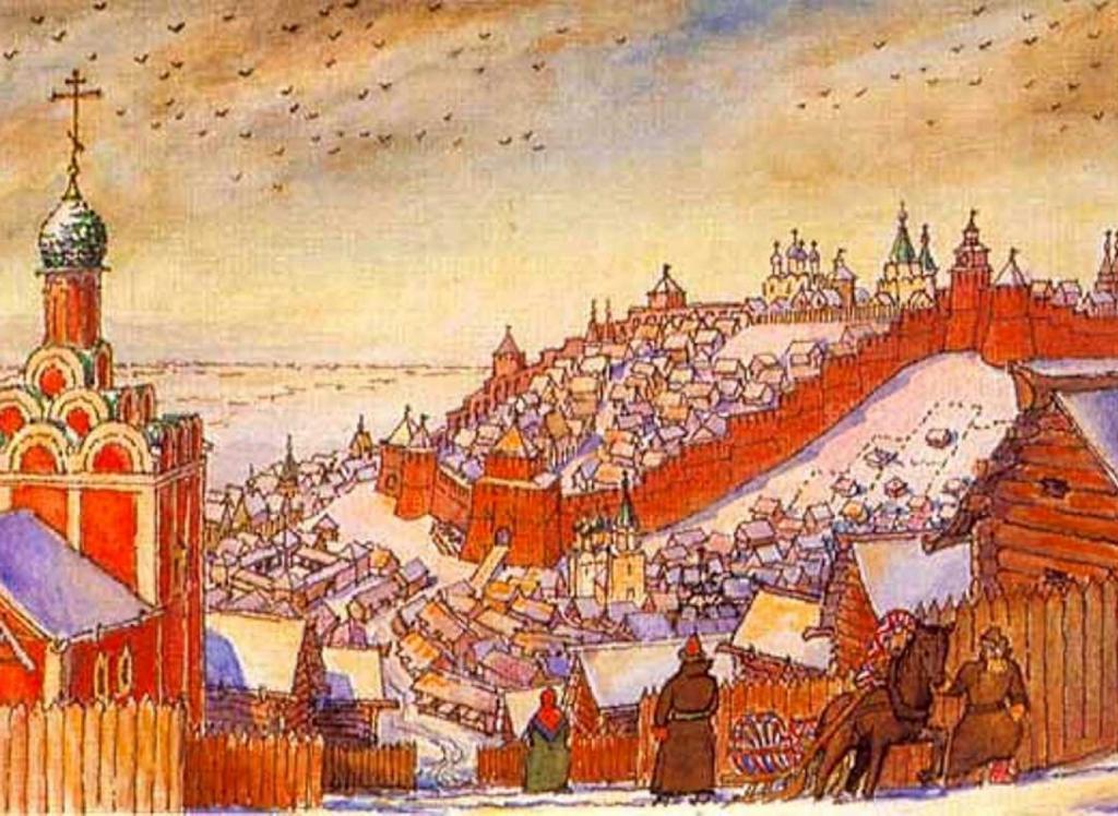 Картинки великий новгород 12 век