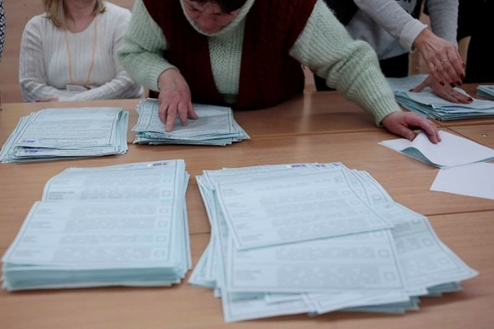 Выборы – 2018: После обработки двух третей бюллетеней Путин лидирует с 75,8%
