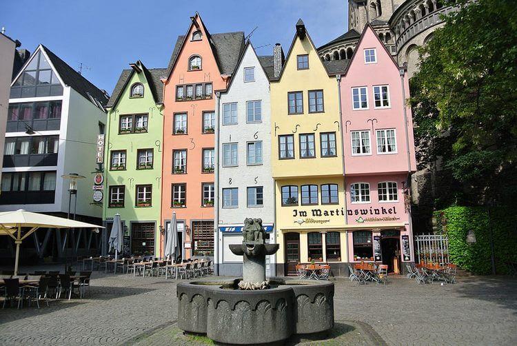 10 мест Германии, рекомендованых к посещению