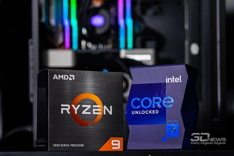 В апреле самым популярным процессором в России внезапно стал Ryzen 9 5900X