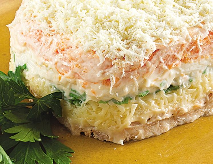 томаты выращивают салат из соленой скумбрии с фото сделать