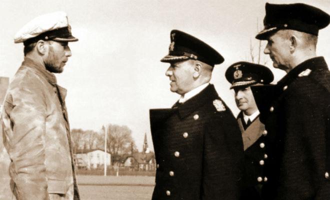 Тайный кодекс подводников Вермахта