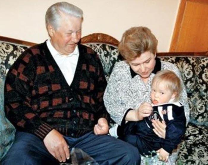 Кем стал «солнечный» внук Бориса Ельцина