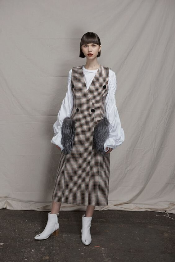 Claudia Li Fall 2017 RTW collection