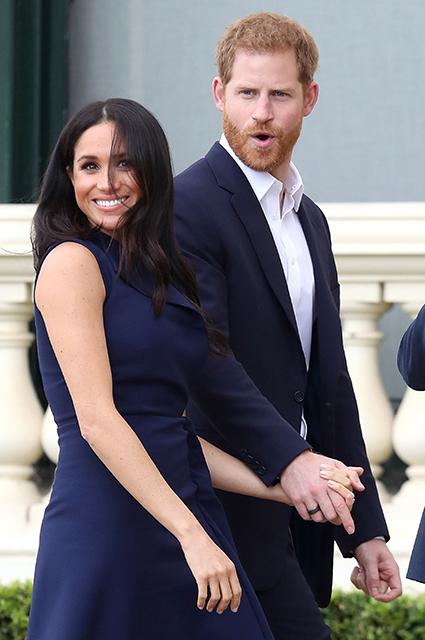 Рядом с особняком Меган Маркл и принца Гарри нашли человеческие останки Монархии