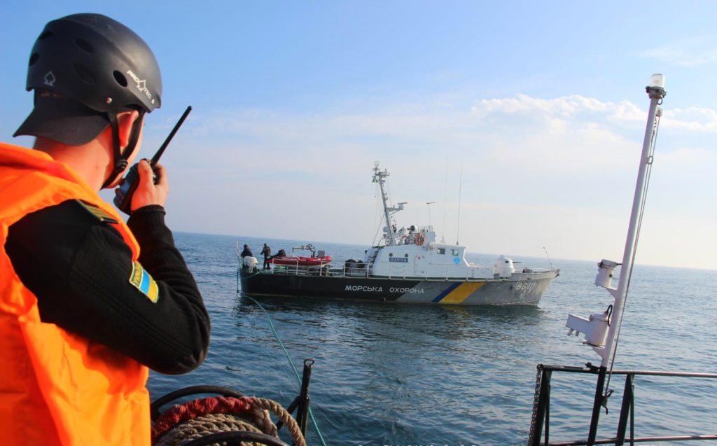 Адмирал ВМСУ сообщил об угрозе минной блокады украинских портов ВМСУ,Мировое обозрение,Порты,Украина,Черное море,ЧФ РФ