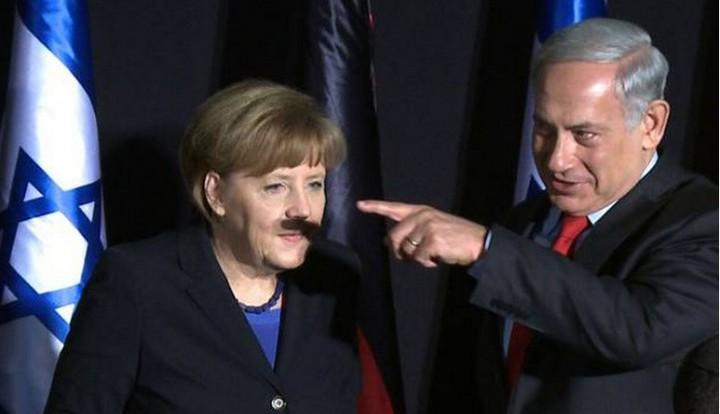 Мнение Меркель:Россия наруша…